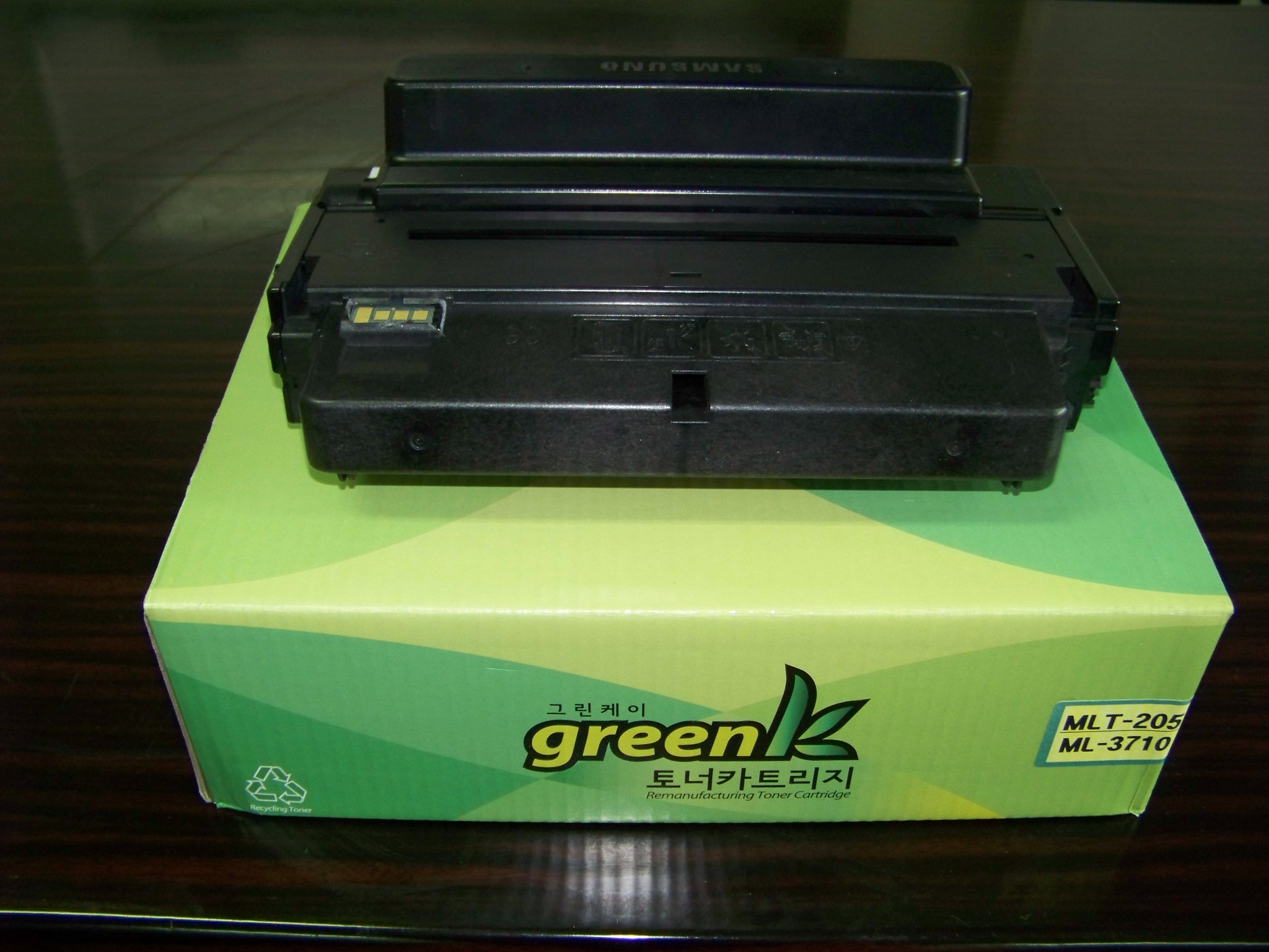 greenK MLT-205
