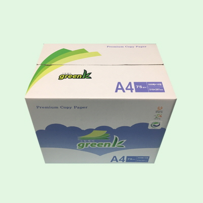 greenK copy ecoA4_75g/㎡